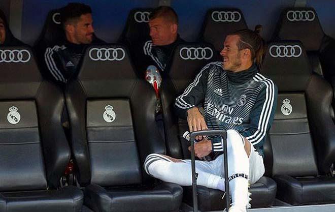 """Cực sốc: Real - Zidane đuổi cổ Bale, MU dễ có """"bom tấn"""" không mất 1 xu - 1"""