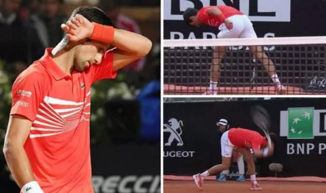 Djokovic thua đau, nổi điên đập vợt: Nadal nói gì với chiến thắng lịch sử? - 1