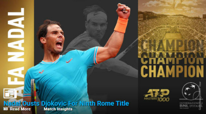 Nadal hạ gục Djokovic: Siêu kỳ tích lần thứ 34, báo chí thế giới bái phục - 1