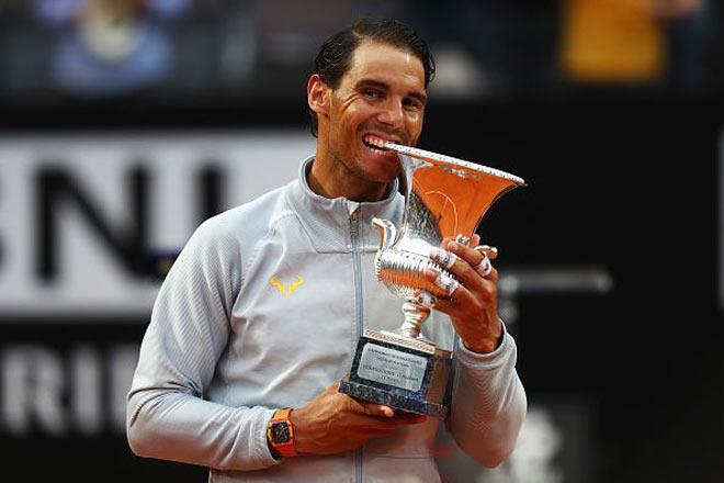 Nadal tranh hùng Roland Garros 2019: Đế chế vĩ đại có thật sự bị lung lay? - 1