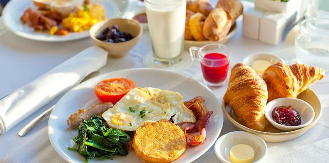 Những thực phẩm tốt, nhưng nên loại khỏi thực đơn buổi sáng - 1