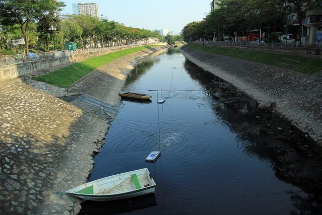 Sông Tô Lịch đang hồi sinh như thế nào? - 1