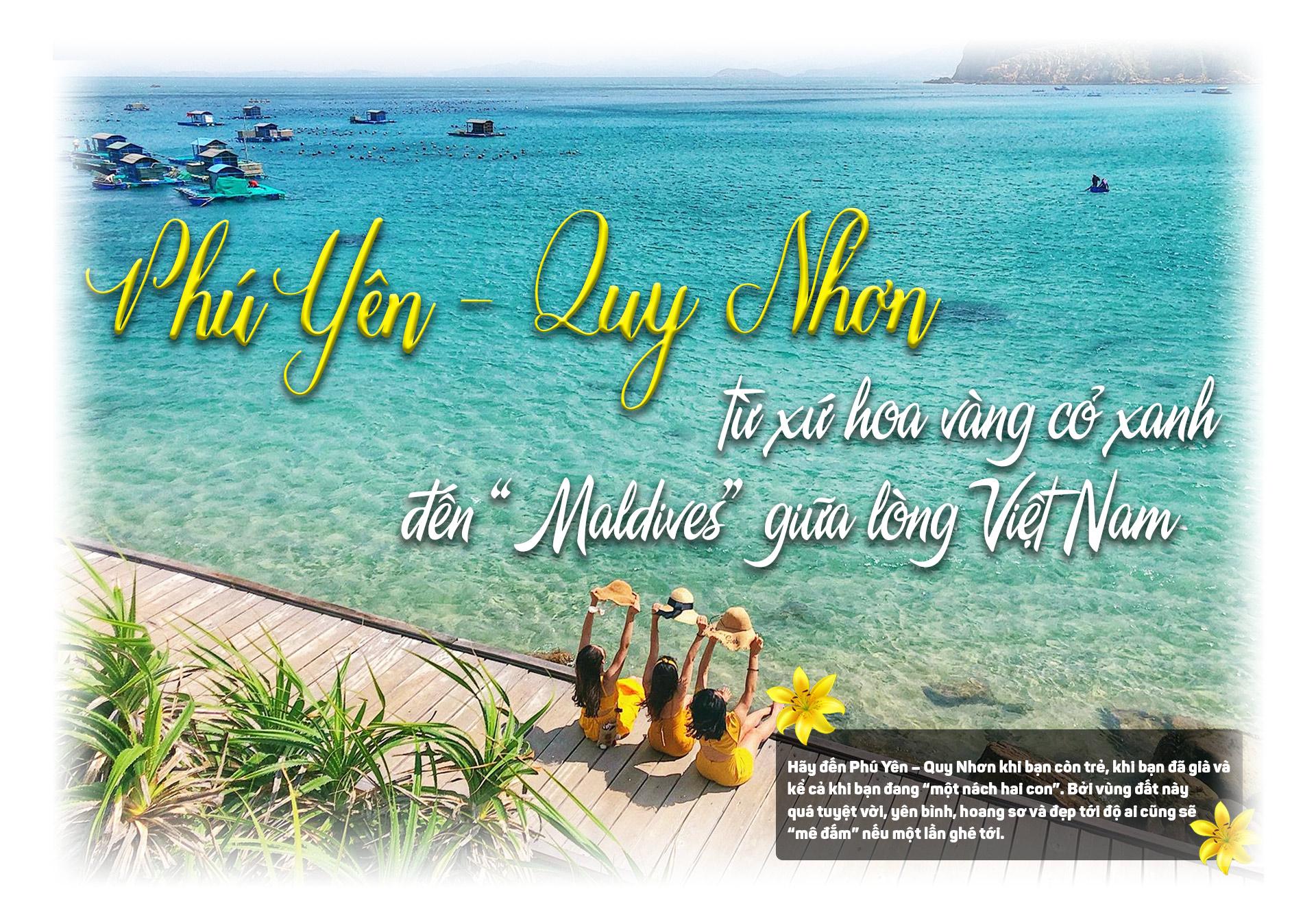 """Hành trình 5 ngày 4 đêm từ xứ hoa vàng cỏ xanh đến """"Maldives VN"""" chỉ với 5,5 triệu - 1"""