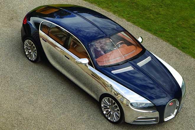 Danh xưng nào sẽ được đặt cho dòng xe tiếp theo của Bugatti sau Chiron - 1