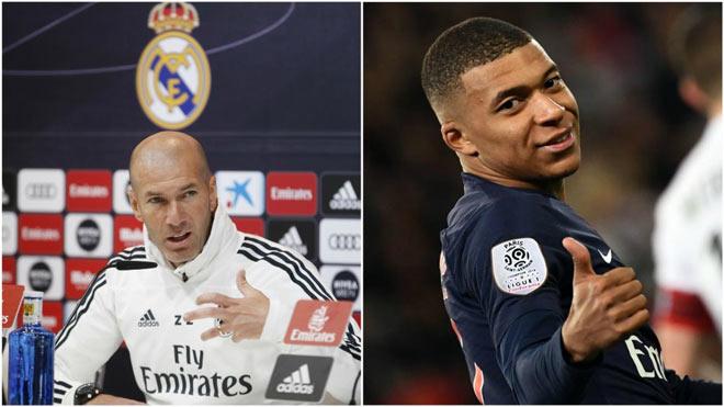 Real đi tìm truyền nhân Ronaldo: Siêu sao 20 tuổi Mbappe 280 triệu euro - 1