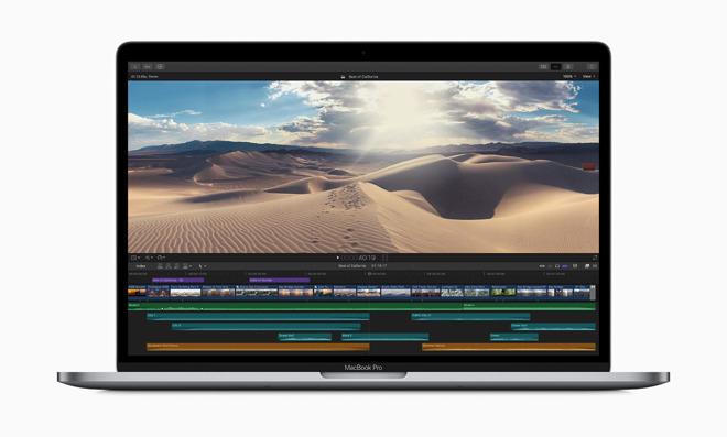 """HOT: Apple """"trình làng"""" MacBook Pro 13 inch với chip 8 lõi cực """"trâu"""" - 1"""