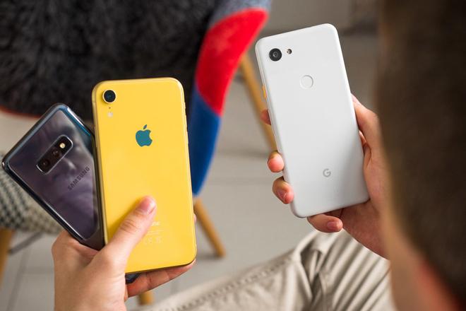 """Pixel 3a """"vượt mặt"""" Apple và Samsung về khả năng chụp ảnh - 1"""