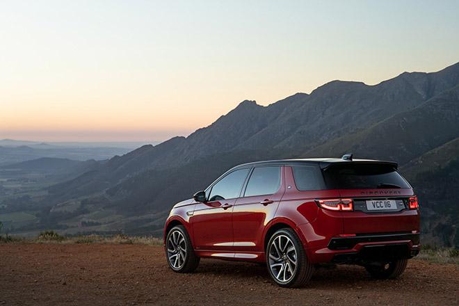 Sắp ra mắt, Land Rover Discovery Sport 2020 sẽ mang đến điều gì đáng để mong đợi - 1