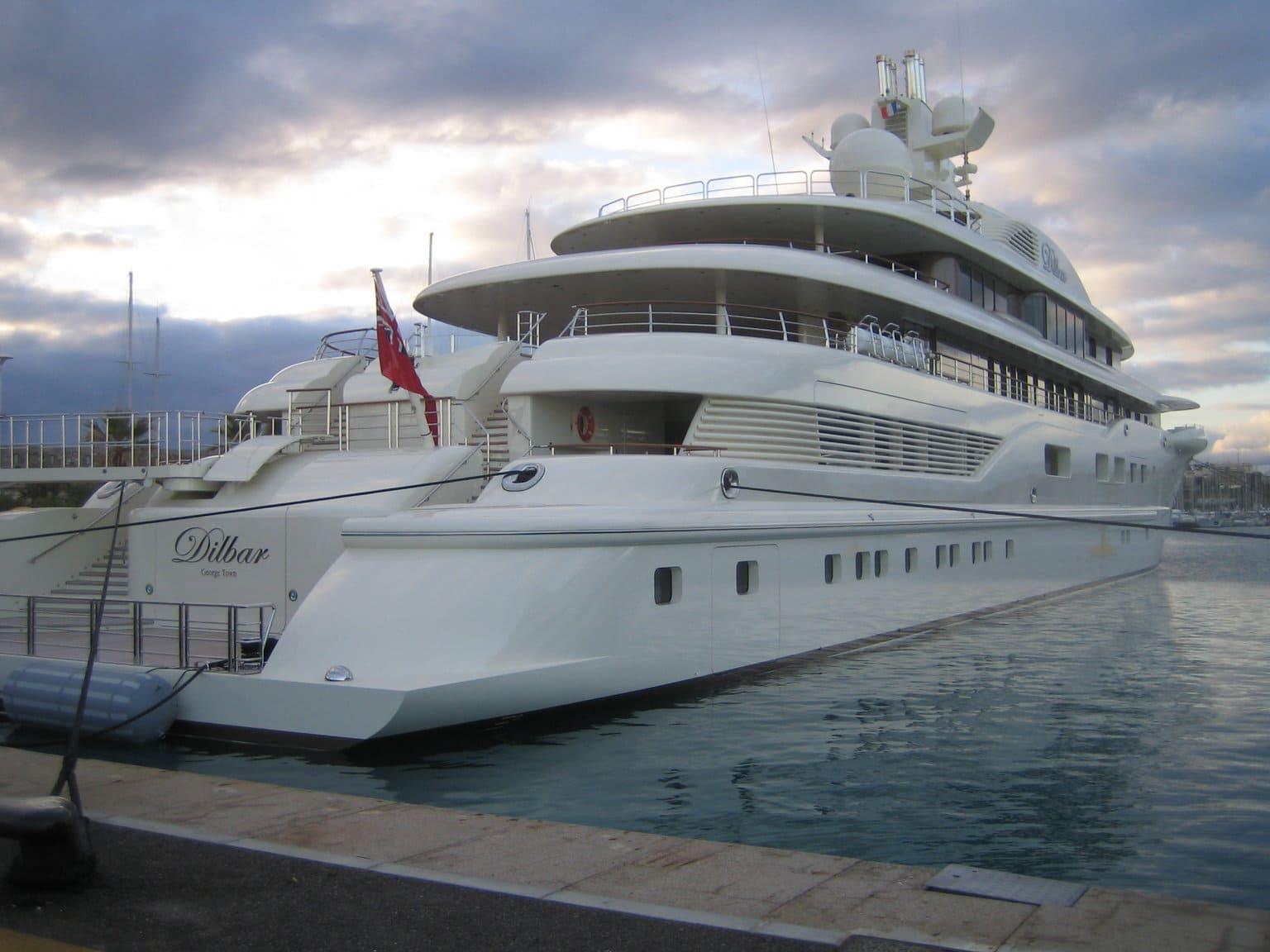 11 siêu du thuyền đắt đỏ nhất trong lịch sử thế giới - 3