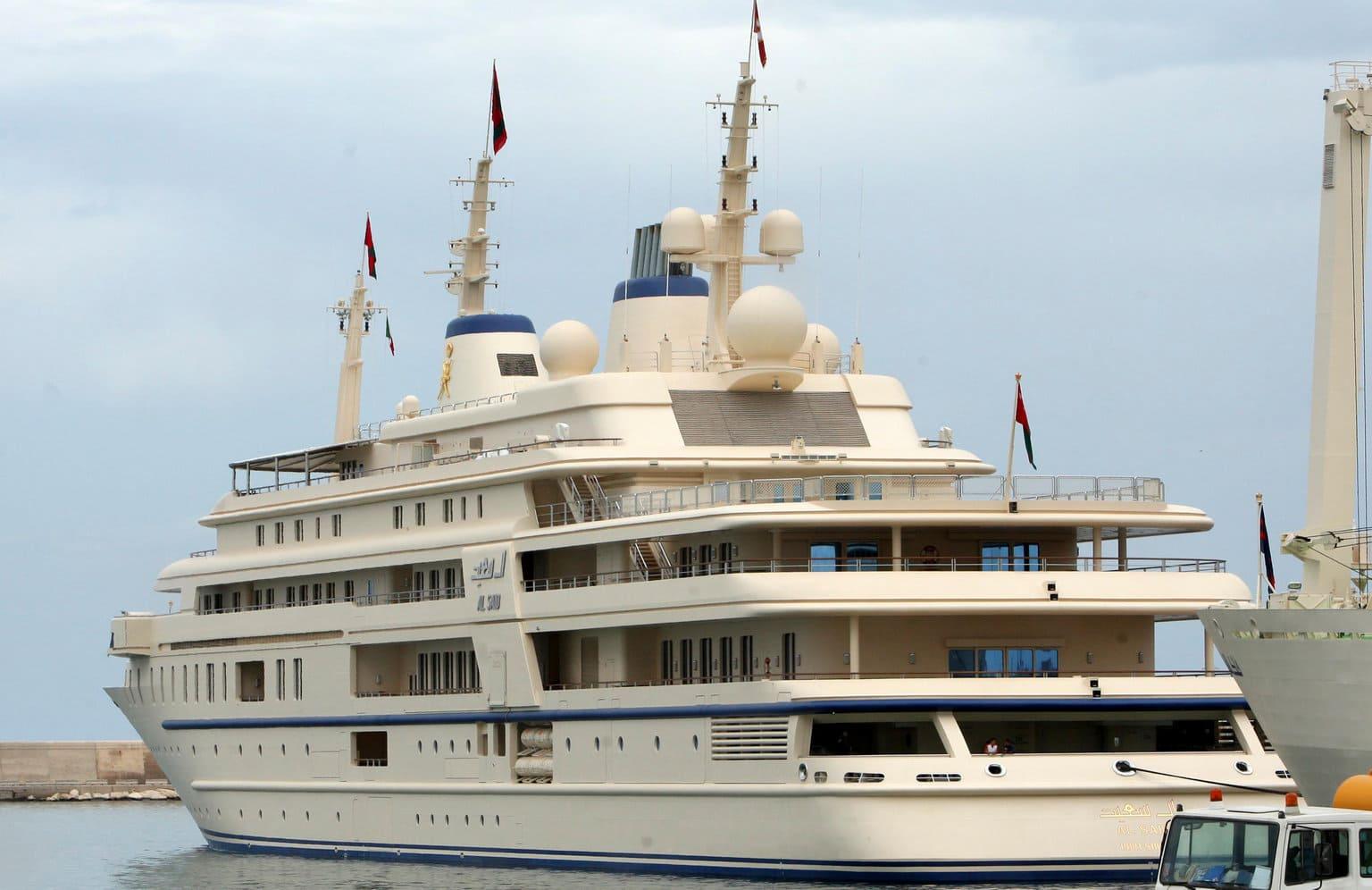 11 siêu du thuyền đắt đỏ nhất trong lịch sử thế giới - 4