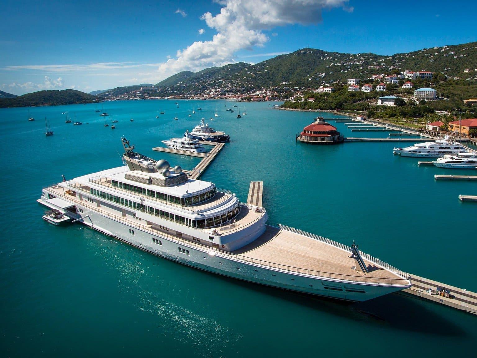 11 siêu du thuyền đắt đỏ nhất trong lịch sử thế giới - 9