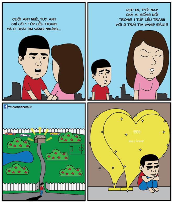 Một túp lều tranh, hai trái tim vàng - 1