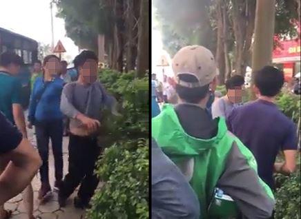 Người phụ nữ tố cáo bị sờ ngực trên xe buýt ở Hà Nội - 1