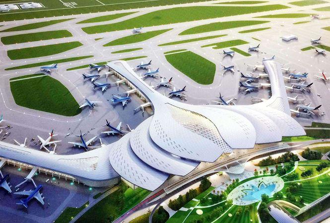 """Sân bay Long Thành: Vốn """"trùm mền"""" 3 năm, chưa thể giải ngân - 1"""