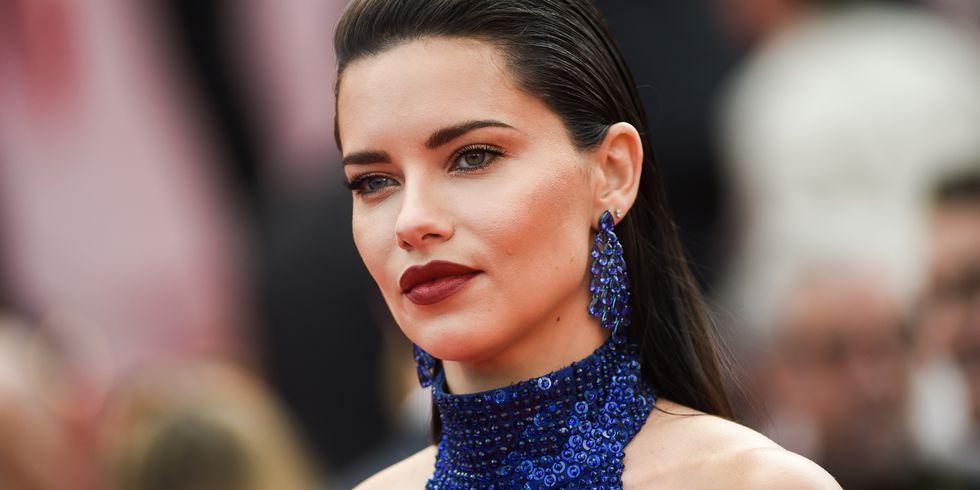 Siêu mẫu hàng đầu Brazil được trang điểm đẹp nhất Cannes 2019 - 1