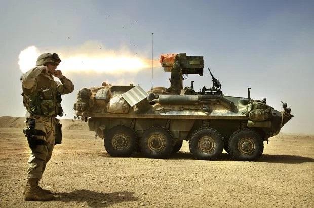 Mỹ chế vũ khí siêu dị, khai hỏa bằng ý nghĩ của binh sĩ - 1
