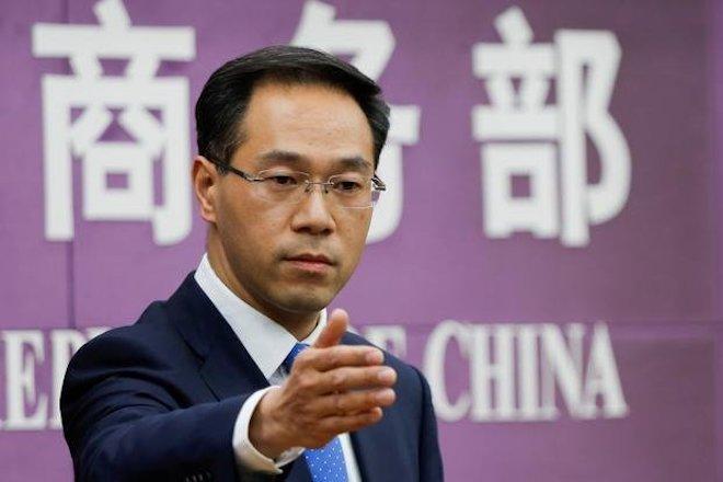 """Trung Quốc: Đàm phán chỉ có thể tiếp tục nếu Mỹ """"sửa sai"""" - 1"""