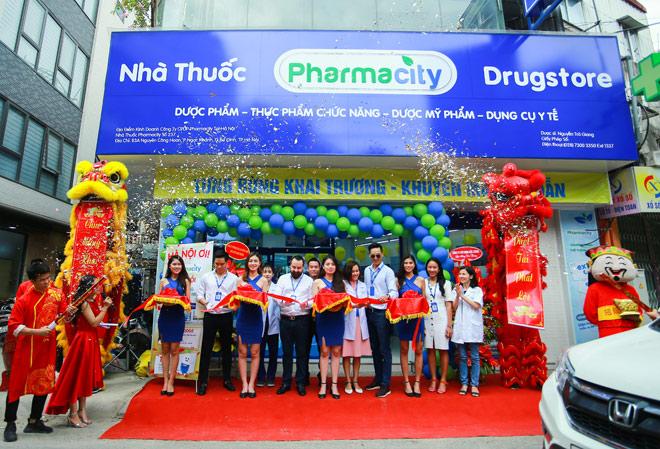 Chuỗi nhà thuốc tiện lợi hàng đầu Pharmacity chinh phục thị trường Hà Nội - 1