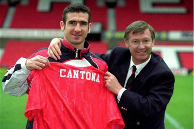 """Cantona """"vị vua"""" của MU: Hình tượng vĩ đại """"Quỷ đỏ"""" chưa tìm thấy hiện tại - 1"""