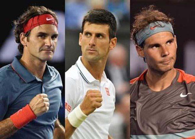 Phân nhánh Roland Garros 2019: Nadal - Federer đại chiến, Djokovic đắc lợi - 1