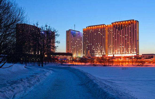 Việt Nam có tên trong Top 10 Khách sạn lớn nhất thế giới - 1