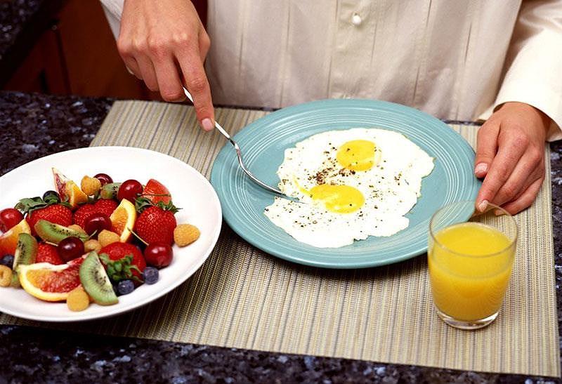Tăng nguy cơ đột quỵ nếu không ăn sáng - 1