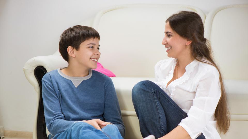 Những điều bố mẹ cần dạy con khi bước vào tuổi dậy thì - 1