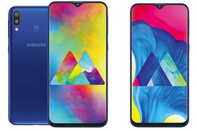 Giá rẻ như Galaxy M10 cũng sắp được lên đời Android 9 Pie - 1