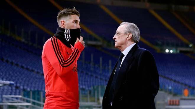 """""""Đại ca"""" Ramos muốn rời Real: MU khả năng lớn sẽ có siêu trung vệ miễn phí - 1"""