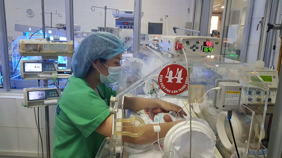 Chuyện người mẹ ung thư mổ đẻ để cứu con: Gửi lòng thiện trong bạn, trong tôi! - 1