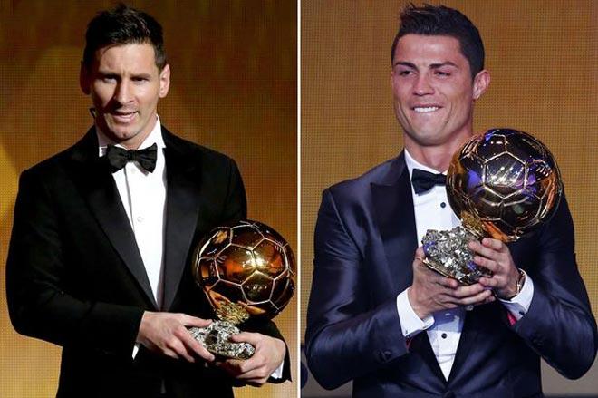 Không Messi chẳng Ronaldo, muốn đoạt Quả bóng vàng hãy vô địch cúp C1 - 1