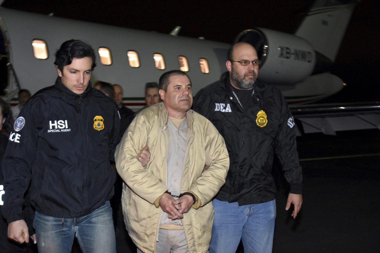 Trùm ma túy El Chapo đòi ra ngoài trời, lại chuẩn bị vượt ngục chấn động thế giới? - 1