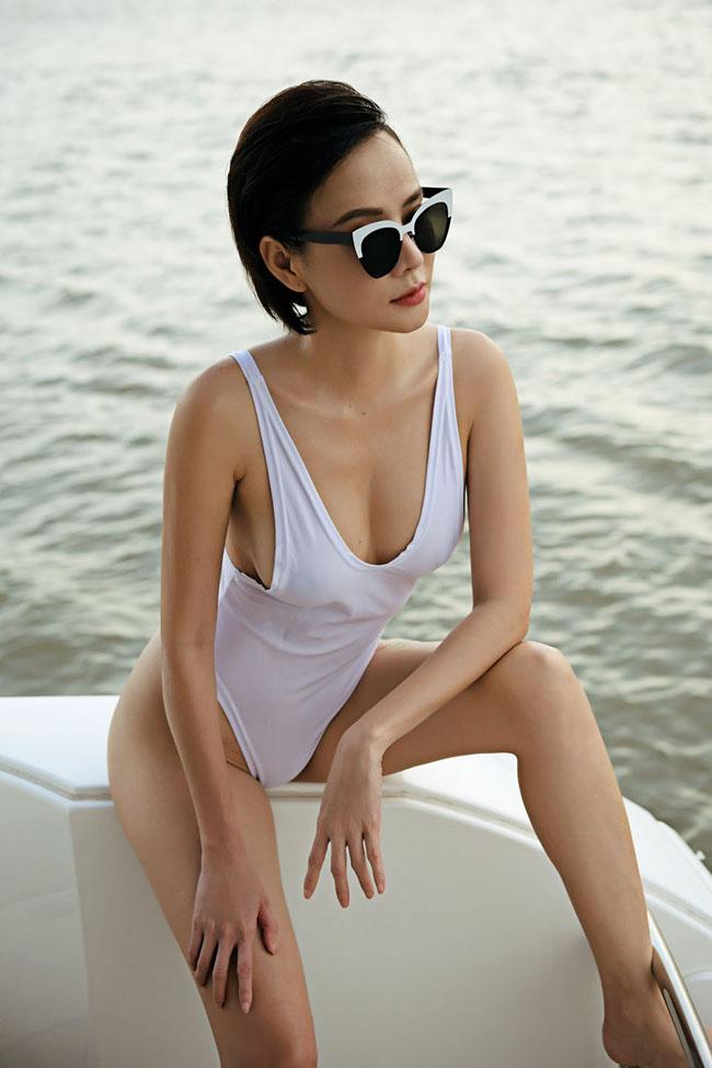Dương Yến Ngọc (sinh năm 1979) là một trong những cái tên sáng giá của làng thời trang Việt những năm 2000.