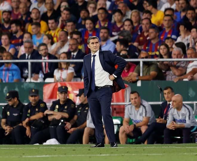 Barcelona cạnh tranh Juventus: Sa thải Valverde, Pep Guardiola cứu rỗi Messi? - 1