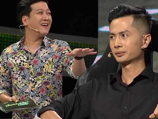 """Trường Giang lôi chuyện chia tay ra """"trêu"""", Huỳnh Phương Fap TV phản ứng"""