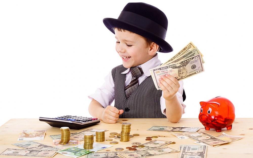 Những chiêu dạy trẻ hiểu biết về tiền một cách hiệu quả và thú vị nhất - 1