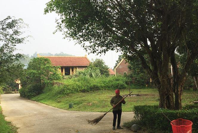 Lại thêm biệt phủ, khu sinh thái xây trên đất nông nghiệp ở Ba Vì - 1