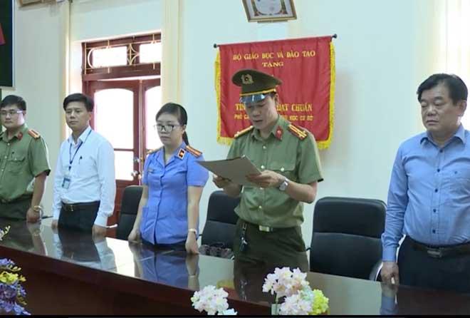 """Phát ngôn """"sốc"""" của Giám đốc Sở GD&ĐT Sơn La trong tâm bão mua, bán điểm - 1"""