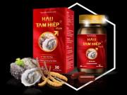 Hàu Tam Hiệp Plus - Tăng cường bản lĩnh đàn ông Việt