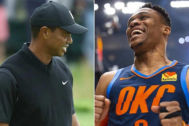 Tin thể thao HOT 27/5: Tiger Woods mất tiền vì thua cược sao bóng rổ - 1