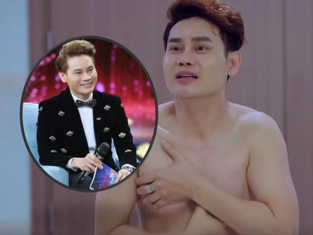 """Cảnh bán nude khiến MC """"Hãy chọn giá đúng"""" bị nghi yêu đồng tính trong phim mới"""