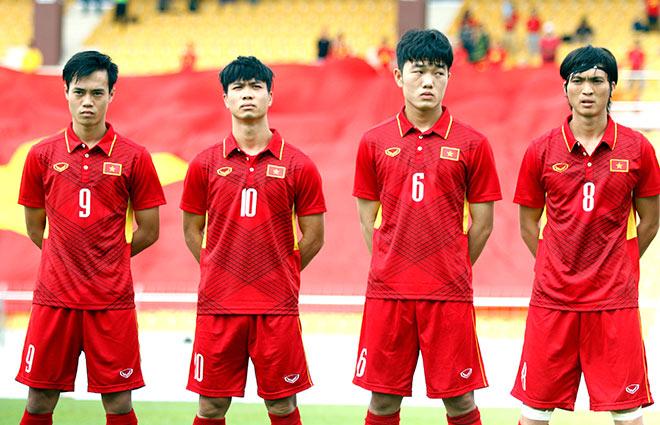 """ĐT Việt Nam: Chờ thầy Park làm mới """"bộ tứ huyền ảo"""" HAGL - 1"""