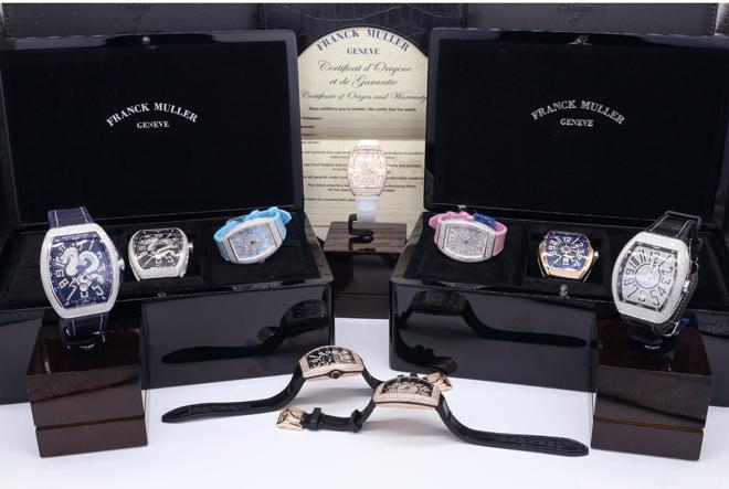 Boss Luxury - Địa chỉ mua đồng hồ Franck Muller chính hãng uy tín - 1