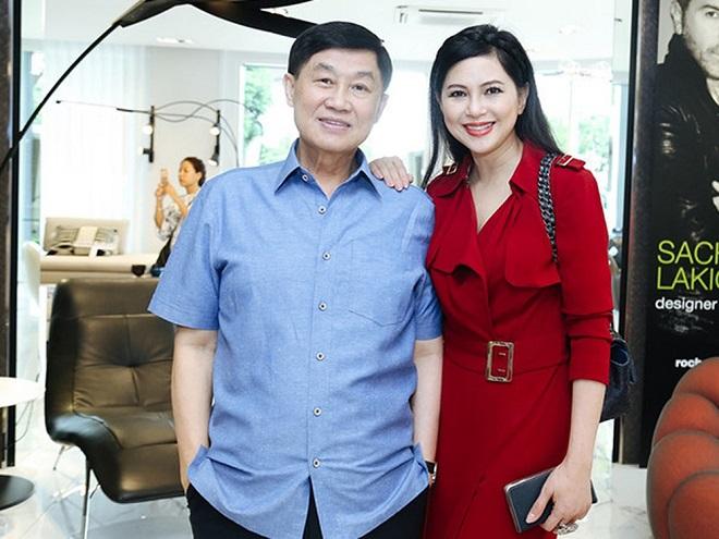 Chuyện ít biết về gia đình siêu đại gia - nhà chồng Hà Tăng - 1
