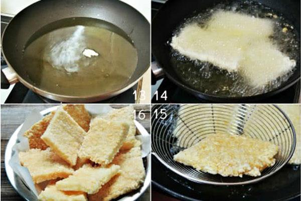 Hướng dẫn cách làm cơm cháy chà bông đơn giản tại nhà, ăn ngon cuốn lưỡi - 3
