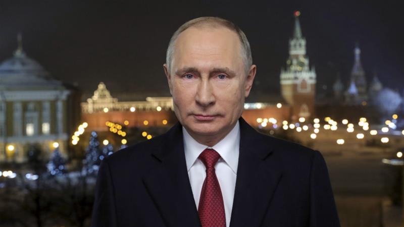 Báo Nga: Tỷ lệ ủng hộ ông Putin rơi xuống mức thấp kỷ lục - 1