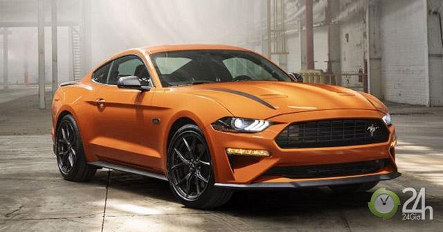 Ford Mustang 2.3L 2020 ra mắt gói nâng cấp Performance Package