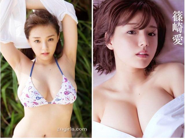 'Đệ nhất ngực đẹp' Nhật Bản gây sốt khi tái xuất showbiz