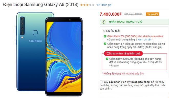 """HOT: Hàng loạt điện thoại Samsung đang giảm """"sốc"""" - 6"""