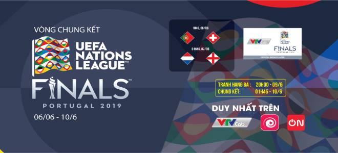Siêu giải đấu Nations League: Tứ anh hào đại chiến, Ronaldo vô địch được không? - 1
